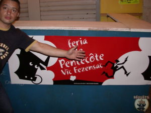 La feria de Pentecôte à Vic-Fezensac