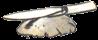 Le premier GPS portable : le coutelas d'ivoire de Rahan