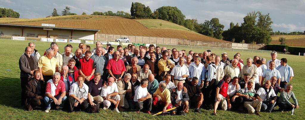 100 ans de rugby Mauvezin