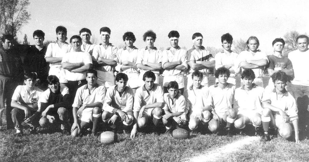 RSM Cadets Penibles 1968