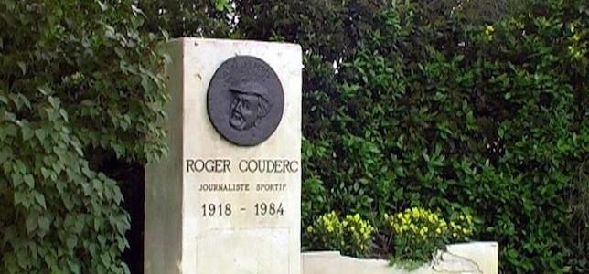 Stèle Roger Couderc