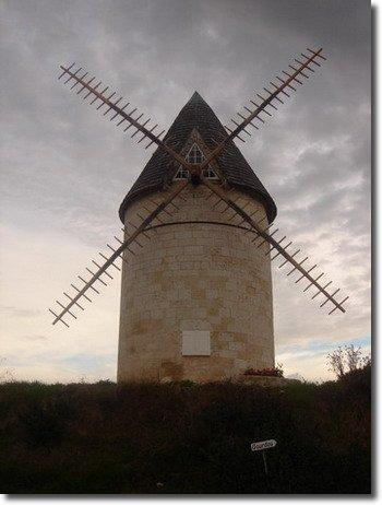 Le moulin d'andré ingres à Mauvezin