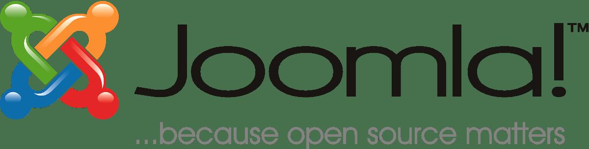 Joomla! Big Logo