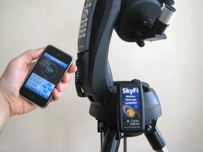 SkyFi With Scope