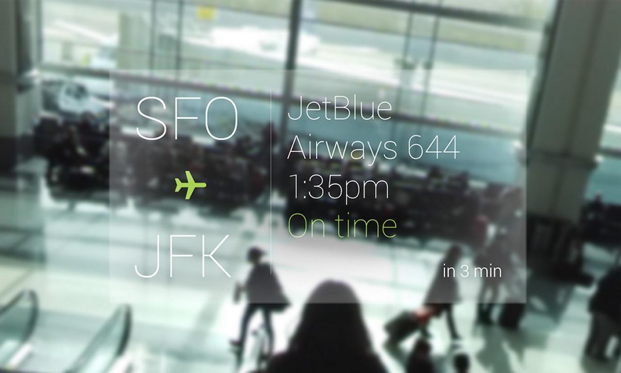 Réalité augmentée en aéroport