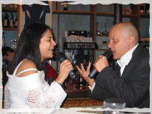 Soirée J'GO Drouot mars 2004 Photo Jefe et Lisa