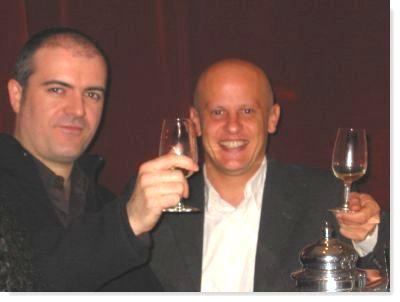 Soirée J'GO Drouot mars 2004 Photo Titou et Jefe