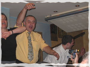Soirée J'GO Drouot mars 2004 Photo 3