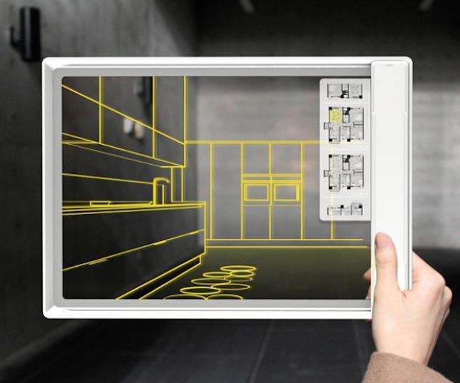 Tablette Fujitsu (concept)