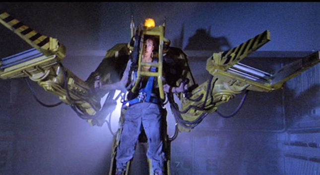 Powerloader Ripley Alien 2 movie