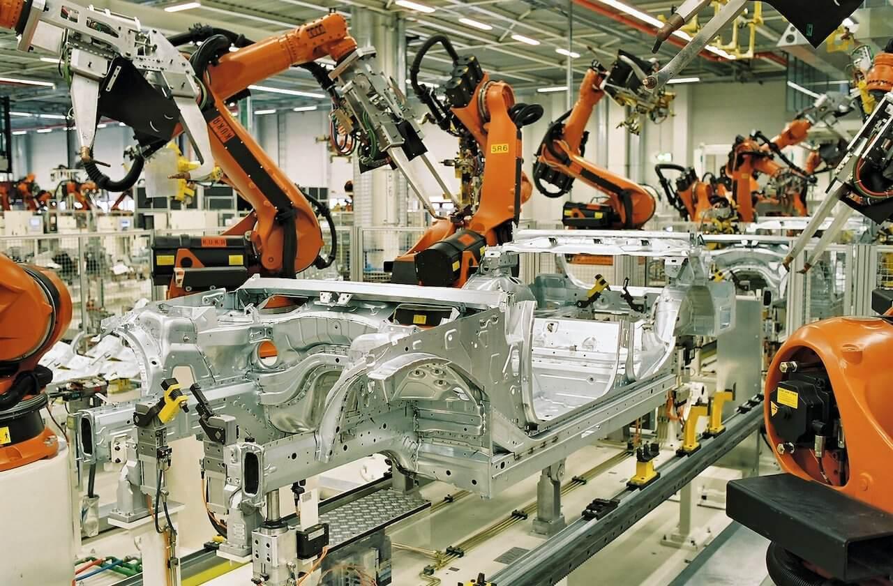 Industrial Machine Robot