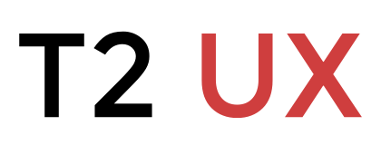 Logo T2 UX